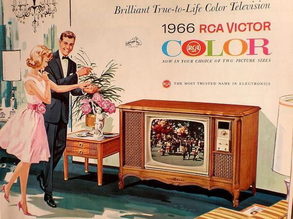 Color television 2