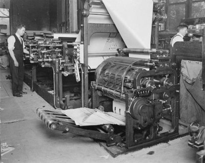 Printing Press 1