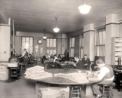 Newsroom-1920s-the