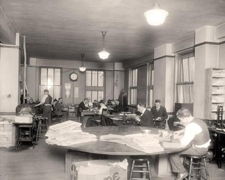 Newsroom-1920s-the